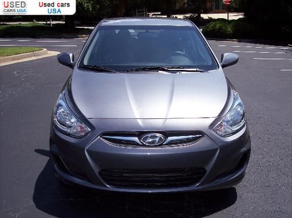 for sale 2014 passenger car hyundai accent gs roswell insurance rate quote price 9450 used. Black Bedroom Furniture Sets. Home Design Ideas