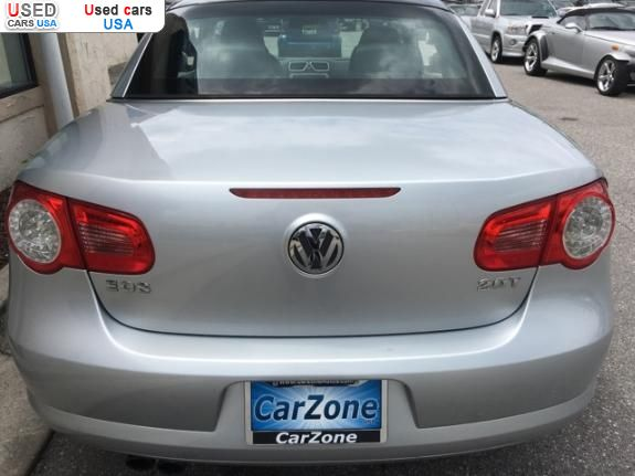 Car Market in USA - For Sale 2009  Volkswagen Eos