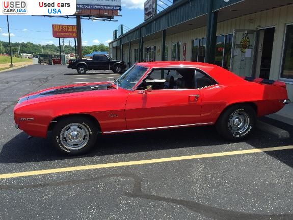 for sale 1969 passenger car chevrolet camaro fenton insurance rate quote price 34500 used cars. Black Bedroom Furniture Sets. Home Design Ideas