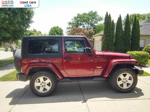 for sale 2010 passenger car jeep wrangler sahara insurance rate quote price 19900 used cars. Black Bedroom Furniture Sets. Home Design Ideas