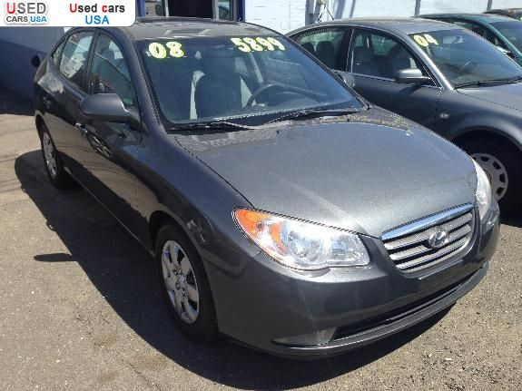 for sale 2008 passenger car hyundai elantra fairfield insurance rate quote price 5200 used. Black Bedroom Furniture Sets. Home Design Ideas