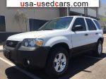 2007 Ford Escape XLT 4X4  used car