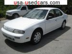 1997 Nissan Altima GXE  used car
