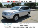 2012 Toyota Highlander SE  used car