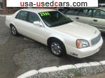 2001 Cadillac De Ville  used car