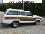 1990 Jeep Wagoneer  used car