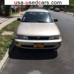 1995 Toyota Corolla DX  used car