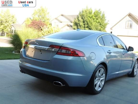 Car Market in USA - For Sale 2009  Jaguar XF