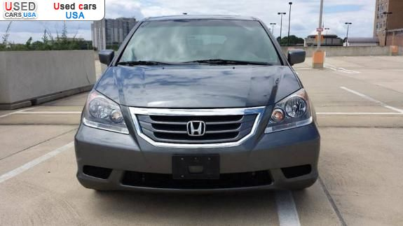 for sale 2010 passenger car honda odyssey ex l mcdonough. Black Bedroom Furniture Sets. Home Design Ideas