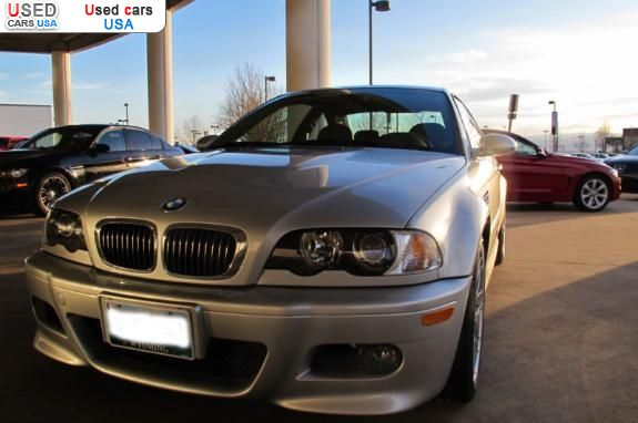for sale 2006 passenger car bmw m3 m3 hartville. Black Bedroom Furniture Sets. Home Design Ideas