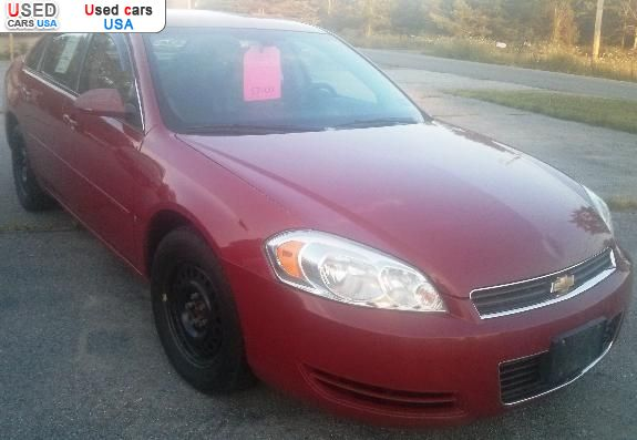For sale 2007 passenger car chevrolet impala ls for 2002 chevy impala window problems