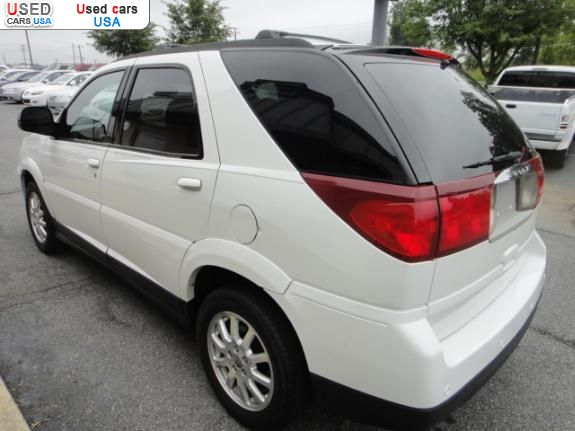 for sale 2007 passenger car buick rendezvous cx hickory insurance rate quote used cars. Black Bedroom Furniture Sets. Home Design Ideas