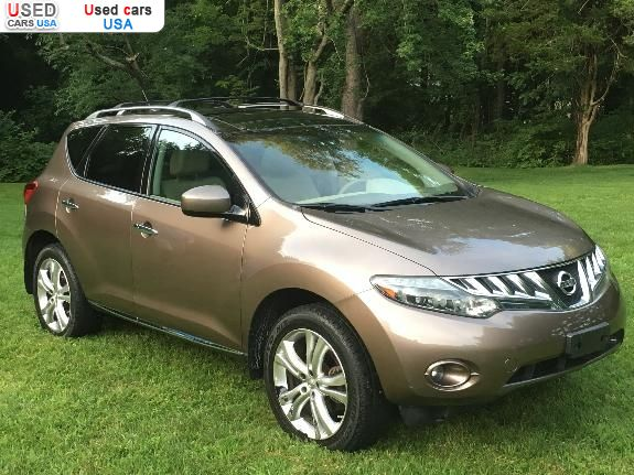 for sale 2009 passenger car nissan murano le awd monroe insurance rate quote price 11900. Black Bedroom Furniture Sets. Home Design Ideas