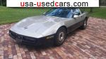 1986 Chevrolet Corvette  used car