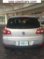 2010 Volkswagen Tiguan  used car