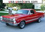 1967 Ford Ranchero  used car