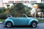 1979 Volkswagen Beetle Cabrio  used car
