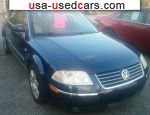 2003 Volkswagen Passat GLX  used car