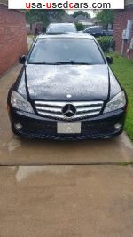 2010 Mercedes C lass 350  used car