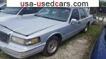 1997 Lincoln Town Car  used car