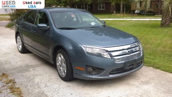 Car Market in USA - For Sale 2011  Ford Fusion SE