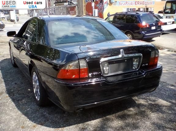 for sale 2005 passenger car lincoln ls v8 baltimore insurance rate quote used cars. Black Bedroom Furniture Sets. Home Design Ideas