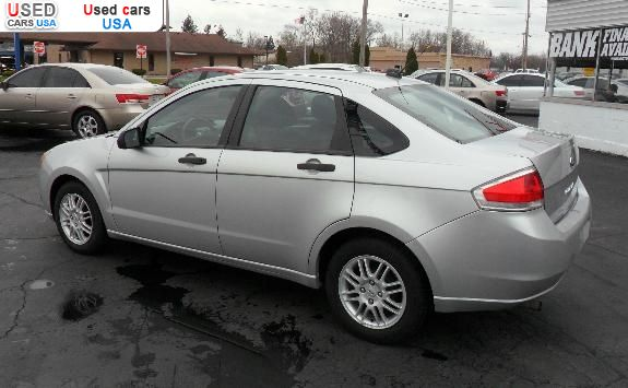 Car Market in USA - For Sale 2010  Ford Focus SE