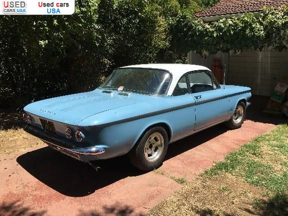Car Market in USA - For Sale 1964  Chevrolet Corvair