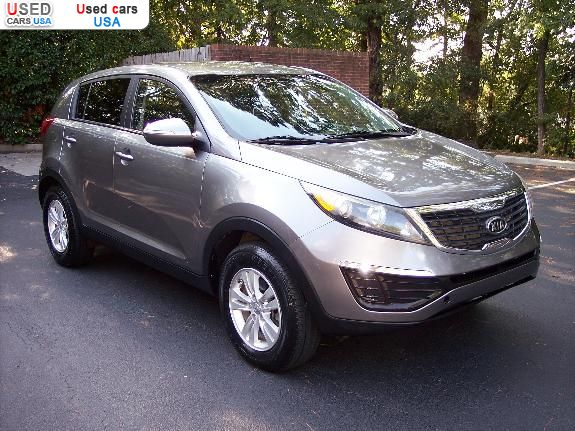 Car Market in USA - For Sale 2011  KIA Sportage LX
