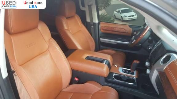 Car Market in USA - For Sale 2014  Toyota Tundra 1794 model