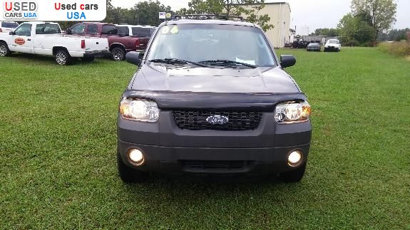 Car Market in USA - For Sale 2006  Ford Escape XLT 2WD 4-Speed Automatic
