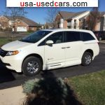 Car Market in USA - For Sale 2015  Honda Odyssey