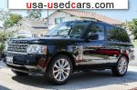 2008 Range Rover Supercharge  used car