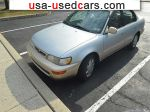 1997 Toyota Corolla DX  used car