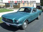 1965 Ford Mustang 2+2 Fastback  used car