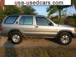 1998 Nissan Pathfinder SE  used car