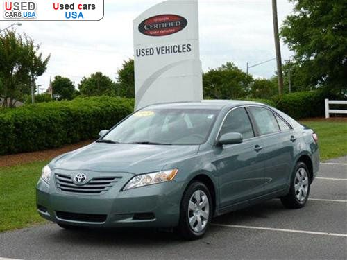 for sale 2008 passenger car toyota camry le sedan winston salem insurance rate quote price. Black Bedroom Furniture Sets. Home Design Ideas