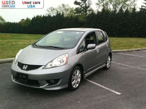 for sale 2009 passenger car honda fit sport salisbury insurance rate quote price 17129 used. Black Bedroom Furniture Sets. Home Design Ideas