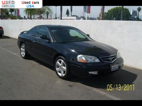 For Sale Passenger Car Acura CL Type S Buena Park Insurance - Acura cl for sale