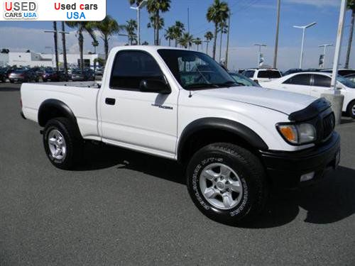for sale 2003 passenger car toyota tacoma prerunner anaheim insurance rate quote price 8999. Black Bedroom Furniture Sets. Home Design Ideas