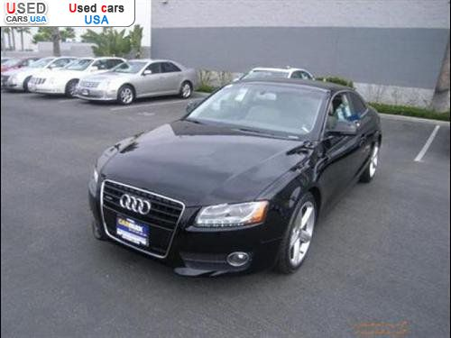 for sale 2009 passenger car audi a5 quattro inglewood insurance rate quote price 36998 used. Black Bedroom Furniture Sets. Home Design Ideas