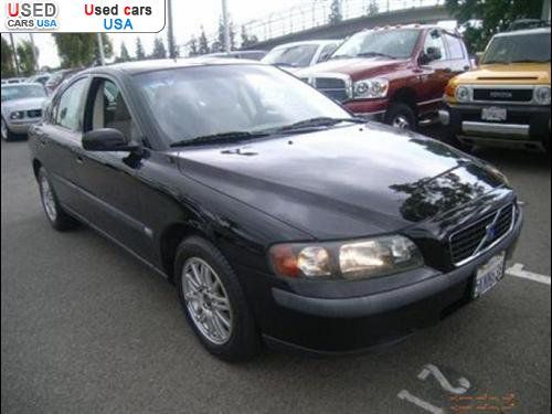 for sale 2004 passenger car volvo s60 2 4 duarte insurance rate quote price 11998 used cars. Black Bedroom Furniture Sets. Home Design Ideas