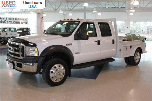 Car Market in USA - For Sale 2007  Ford F 450 Super Duty Dually