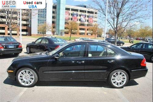 For sale 2008 passenger car mercedes e benz awd for Mercedes benz arlington service center