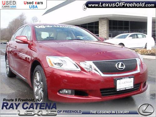 for sale 2008 passenger car lexus gs 350 awd freehold insurance rate quote price 36495 used. Black Bedroom Furniture Sets. Home Design Ideas