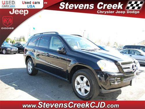 For sale 2007 passenger car mercedes gl benz 4matic san for Steven creek mercedes benz