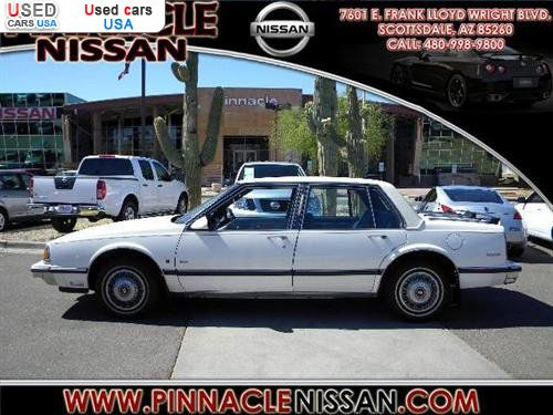 Car Market in USA - For Sale 1989  Oldsmobile Delta 88 Royale Brghm FWD