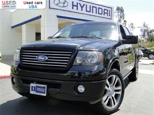 for sale 2007 passenger car ford f 150 harley davidson temecula insurance rate quote price. Black Bedroom Furniture Sets. Home Design Ideas