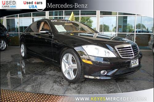 For sale 2009 passenger car mercedes s benz 5 5l v8 van for Mercedes benz insurance cost
