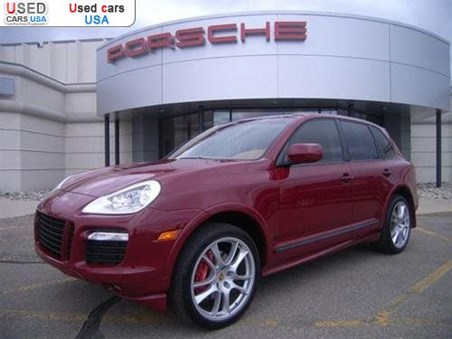 for sale 2009 passenger car porsche cayenne gts fargo insurance rate quote price 69100 used. Black Bedroom Furniture Sets. Home Design Ideas